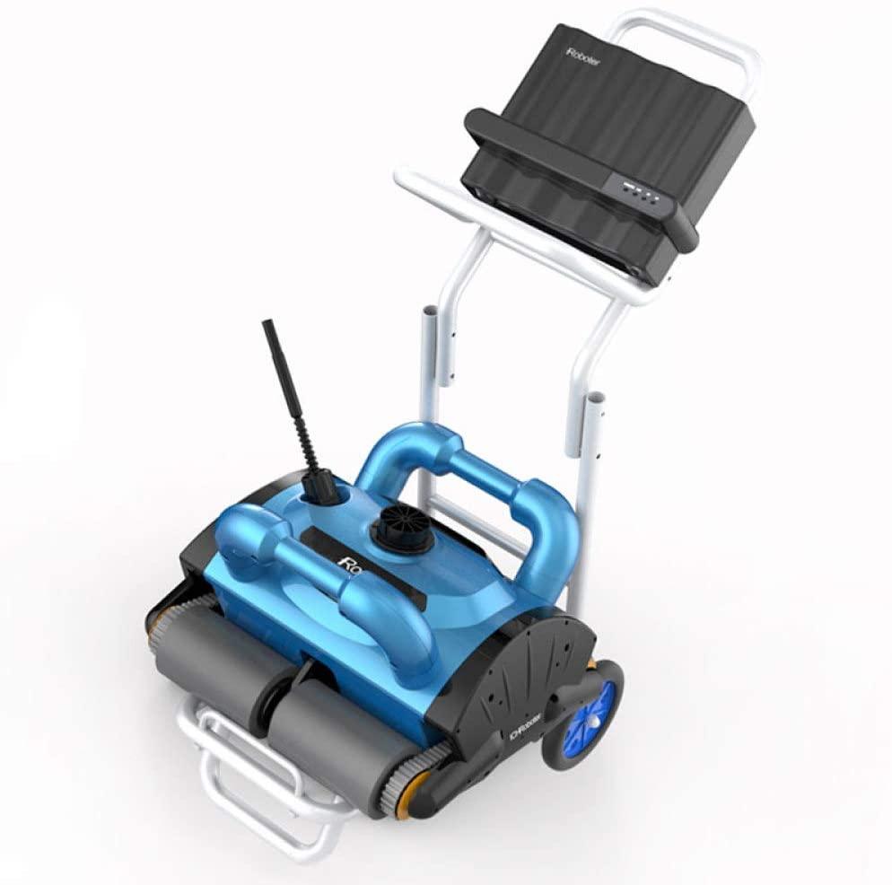Jingmei Premier Robotic Pool Vacuum review