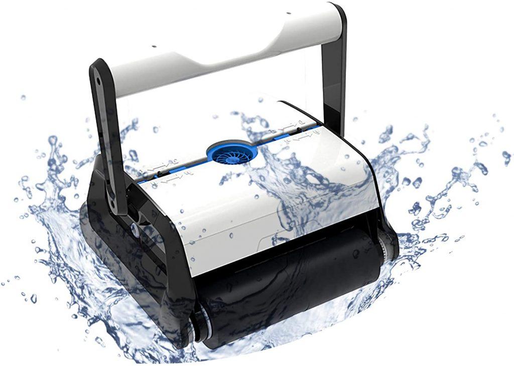 PreSmile robotic pool cleaner review