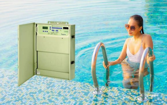Pentair 520545 EasyTouch 8SC-IC40 Pool/Spa Control System