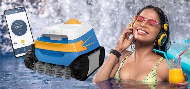 Aqua Products EVO614IQ Evo 614 iQ Automatic Robotic Cleaner Review
