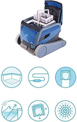 Commercial grade robotic vacuum cleaner