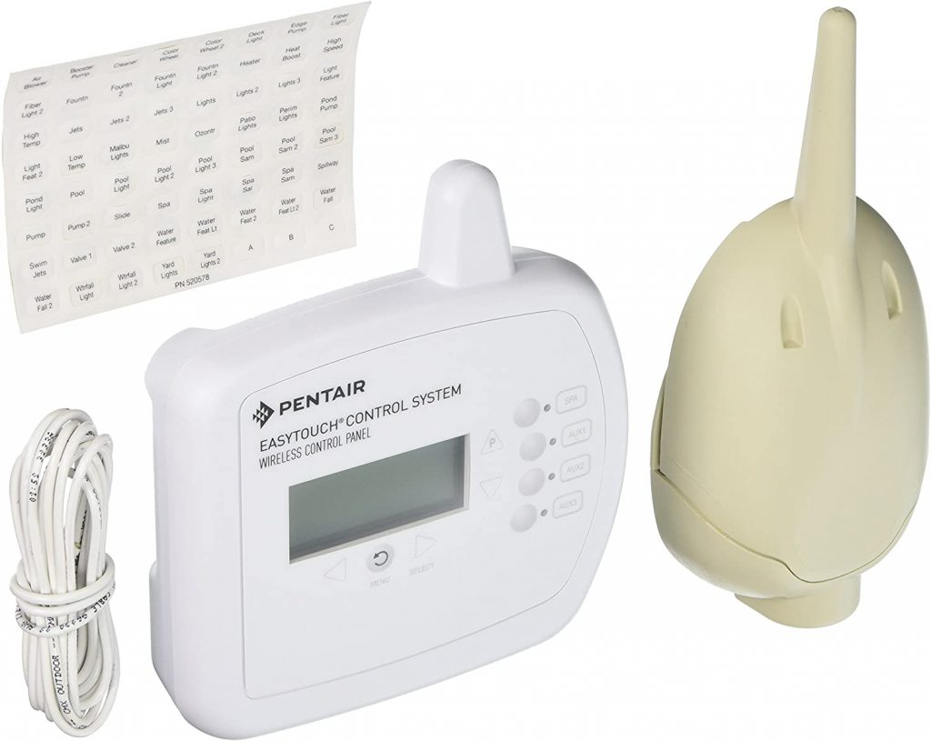 Pentair 520546 Easytouch wireless controller kit