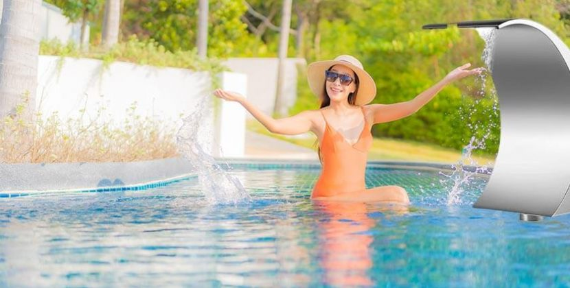 8 Best swimming pool waterfalls fountain review