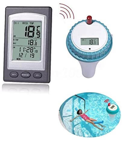 FORNORM Floating Water Thermometer