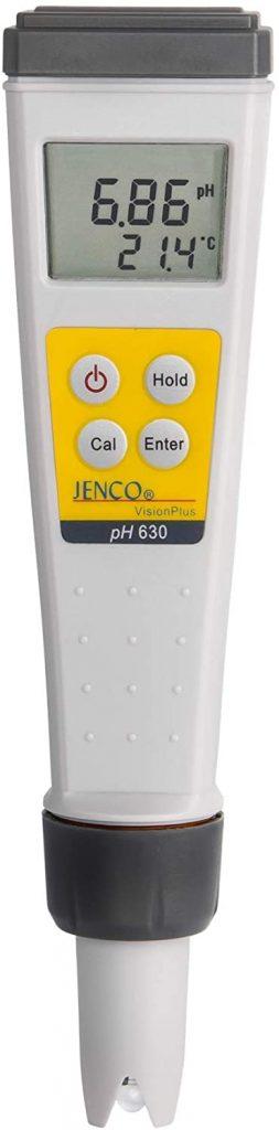 JENCO pH630F Digital pH Thermometer