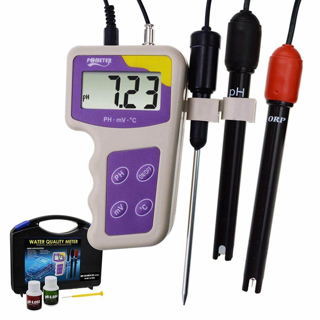 Gain Express Store 3 in 1 pH mV ORP Temperature Redox Meter