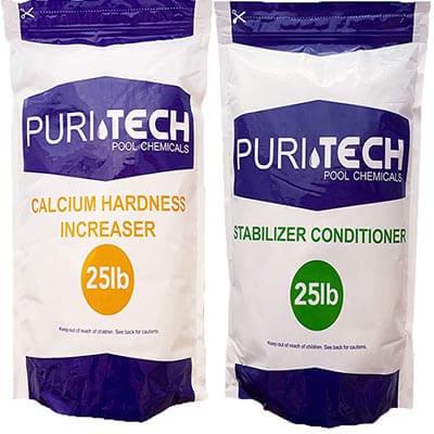 Puri Tech Chemicals 25 lb Calcium Hardness Increaser