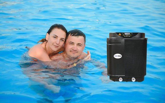 Puri Tech Quiet Heat 112,000 BTU Pool Heat Pump review