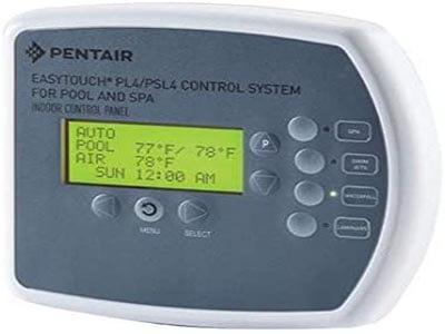 Pentair 522465 EasyTouch Indoor Control Panel