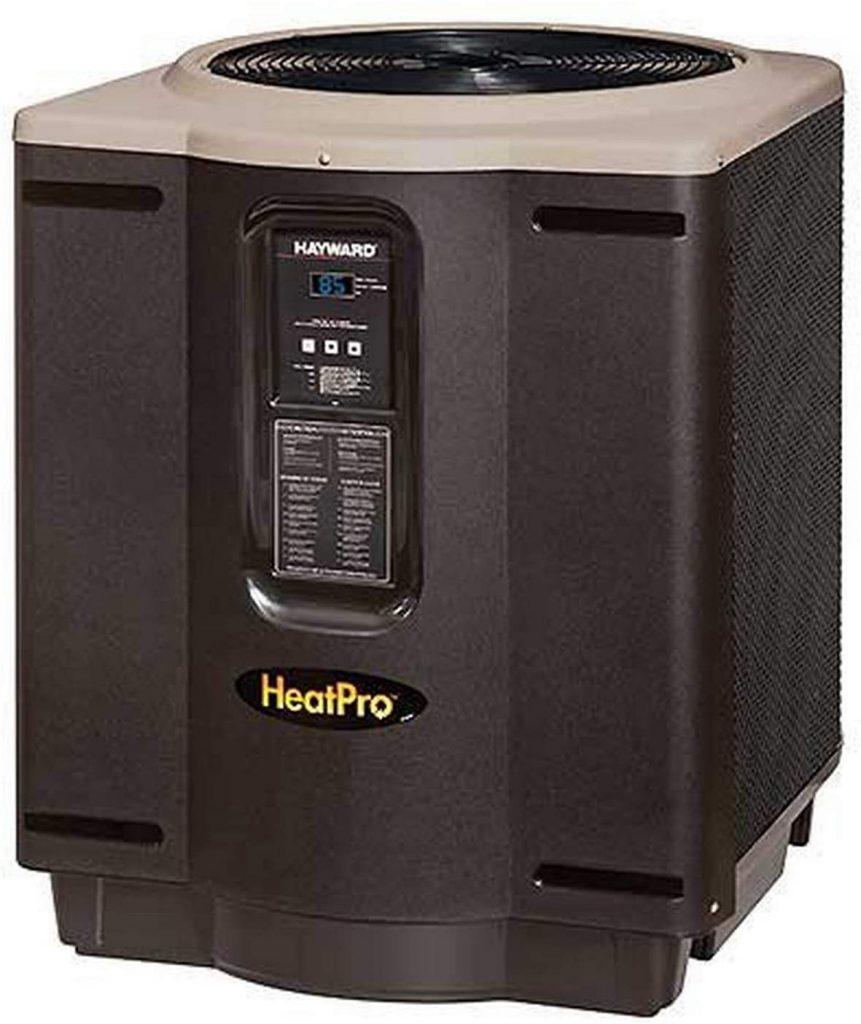 Hayward w3hp21404t heatpro 140 000 btu pool heat pump for in-ground pools