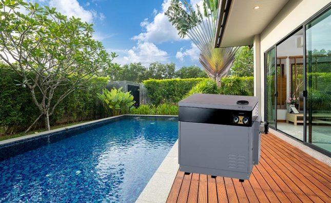 Zodiac 350 BTU propane gas heater review