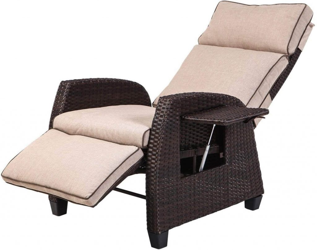 LCH Adjustable Recliner Relaxing Sofa Chair