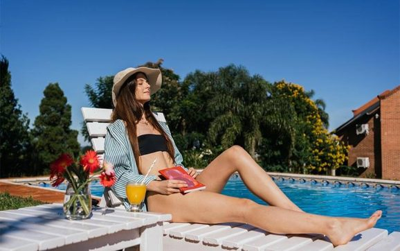 Best Pool lounge furniture outdoor