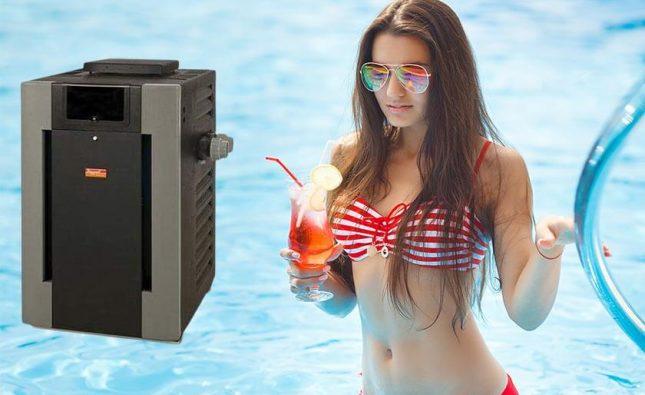 Raypak 406000 Btu Digital Natural Gas Pool Heater review