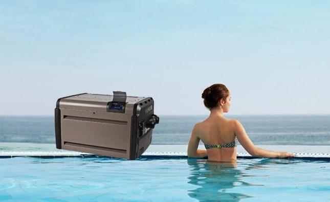Hayward 400 000 btu pool heater review