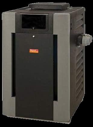 Raypak 406000 Btu Digital Natural Gas Pool Heater with Cupro Nickel Ray-014941